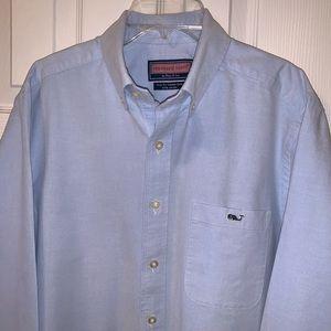 Vineyard Vines, Men's med. long sleeved shirt EUC